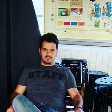 Emre Kahraman, 39, Istanbul, Turkey