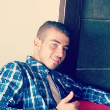 ebrahim, 23, Lattakia, Syria