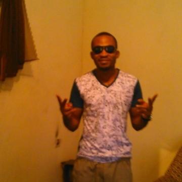 Owen Lambert, 35, Benin City, Nigeria