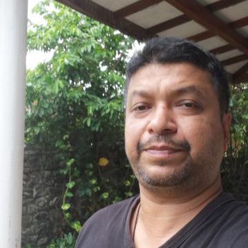 Peumal Dolamulla, 35, Colombo, Sri Lanka