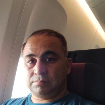 Jamil, 48, Istanbul, Turkey