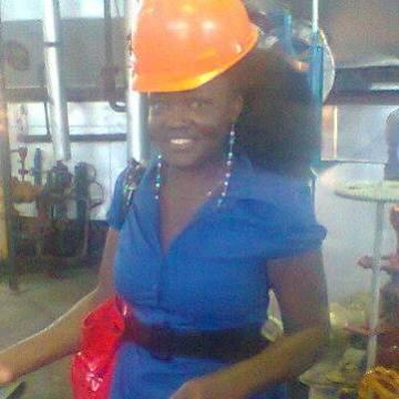 Tickva Odra, 29, Nairobi, Kenya