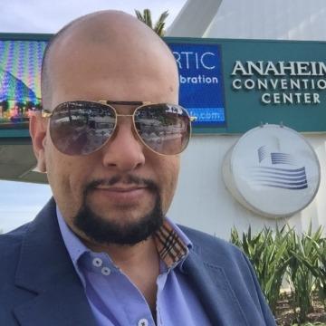 HISHAM , 42, Doha, Qatar