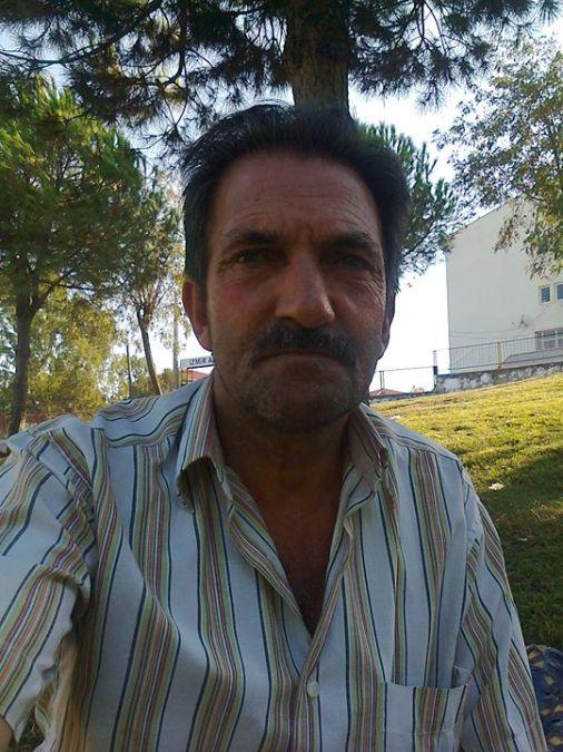 Nazım Eroglu, 64, Izmir, Turkey