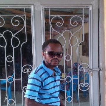 Collins Omoike, 42, Osogbo, Nigeria