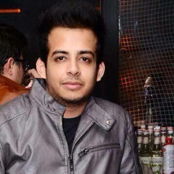 Kushaal Rakheja, 26, Gurgaon, India
