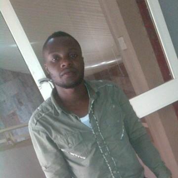 Isiaq Abdulwasiu, 30, Osogbo, Nigeria