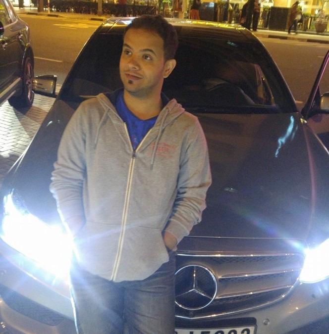 Muhnnad S Alowaidi, 32, Dubai, United Arab Emirates