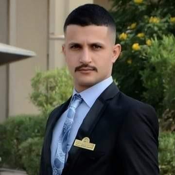 Hayan Alameri, 25, Baghdad, Iraq