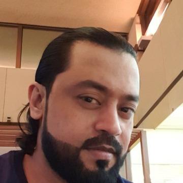 Mohammed Jaffar Al Ali, 43, Rustenburg, South Africa