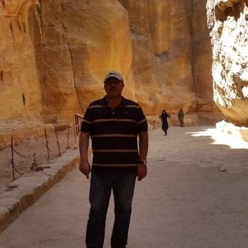 jamal, 52, Amman, Jordan