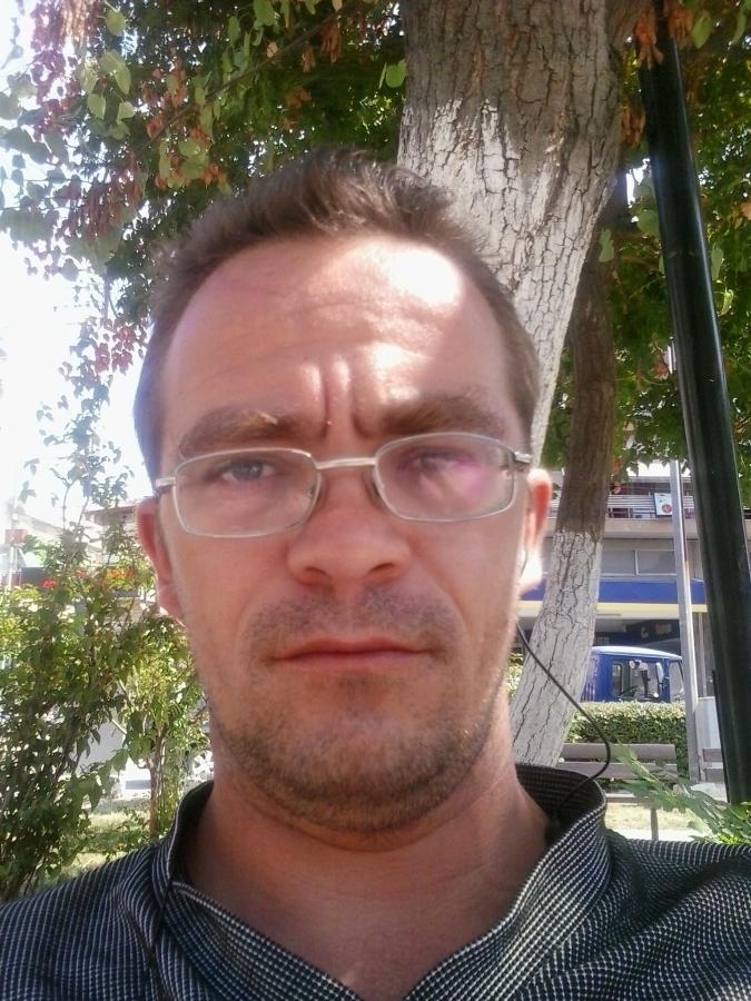 Arthur, 39, Saloniki, Greece