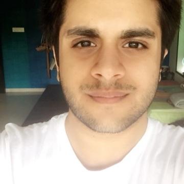Karan Shah, 26, Calcutta, India