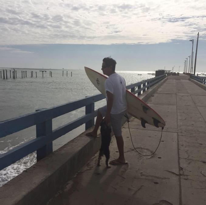 Dampier, 33, Lima, Peru