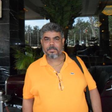 Amar, 48, Agra, India