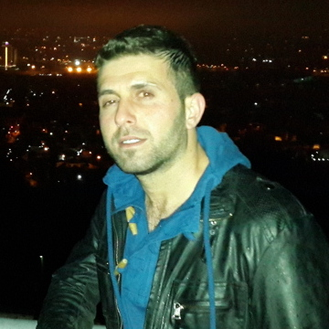 Yusuf Alican, 30, Istanbul, Turkey