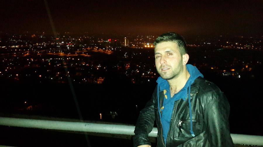 Yusuf Alican, 31, Istanbul, Turkey