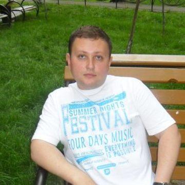 Dmitriy Simon, 37, Almaty, Kazakhstan