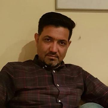 Wahid, 33, Dubai, United Arab Emirates