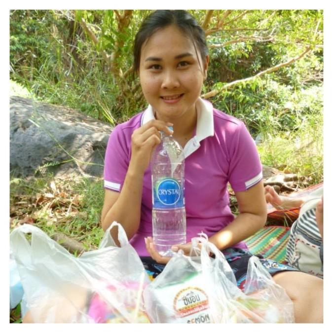 Cream Pornpaka, 24, Non Sung, Thailand