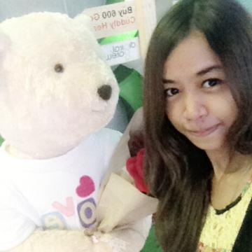 Nussareeya Aum, 30, Bang Kapi, Thailand
