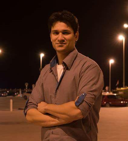 Yousuf, 33, Abu Dhabi, United Arab Emirates