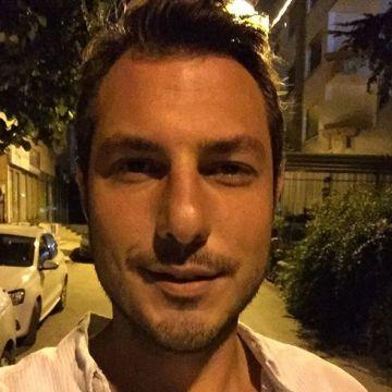 Mehmet Turan, 31, Istanbul, Turkey