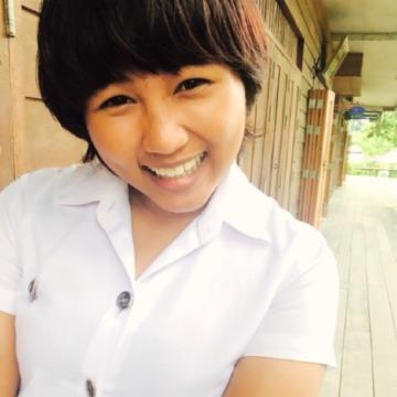 Padiwarada Mahamad, 23, Bangkok, Thailand