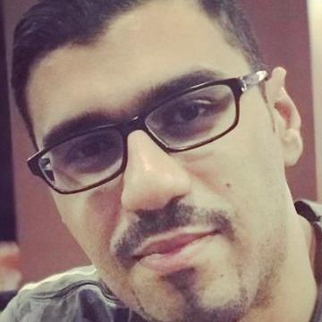 Husain Hazeem, 28, Manama, Bahrain