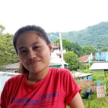 Rhea Udani, 22, Manila, Philippines