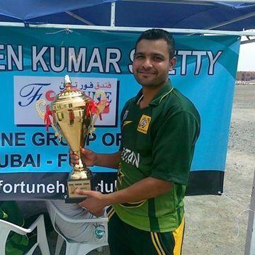 Saeed Ahmad, 24, Abu Dhabi, United Arab Emirates