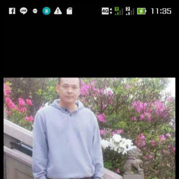 陳志龍, 43, Yangmei City, Taiwan