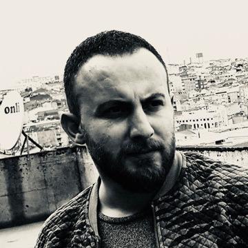 Adem Kaya, 32, Istanbul, Turkey