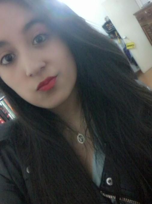 Laura Sánchez, 23, Bogota, Colombia