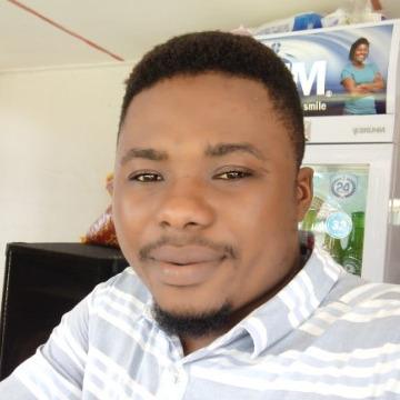 Bernard Joseph Chawetey, 29, Accra, Ghana
