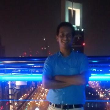 Shekhar, 30, Dubai, United Arab Emirates