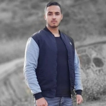 Mohamed Trijh, 20, Meknes, Morocco