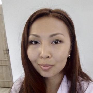 Anara Zhumanova, 34, Astana, Kazakhstan