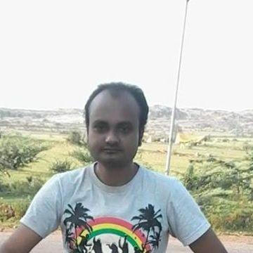 Samrat Saha, 35, Chennai, India
