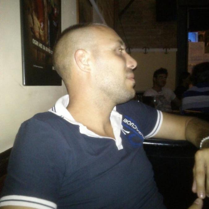 Luca Boss, 36, Milan Province , Italy