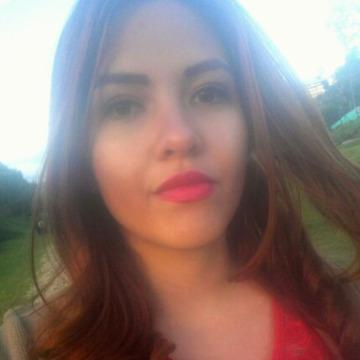 Angie Diaz, 21, Bogota, Colombia