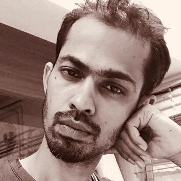 Mahesh, 40, Mumbai, India