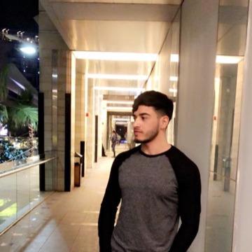 Hilal, 23, Dubai, United Arab Emirates