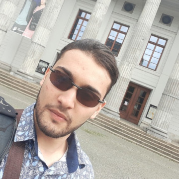 Alaa Sahraoui, 23, Tipasa, Algeria