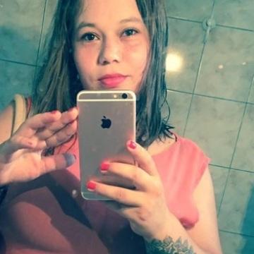 Alejandra Gomez, 25, Buenos Aires, Argentina
