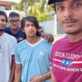Hafiz Hussain, 24, Colombo, Sri Lanka
