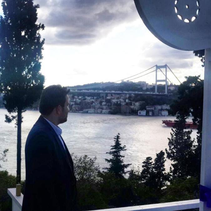 Islam Gökgöz, 32, Istanbul, Turkey