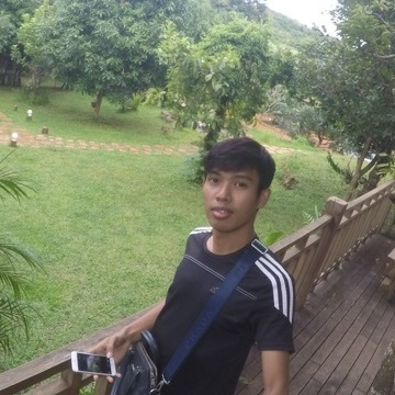 Kevin Cheq, 25, Siem Reap, Cambodia