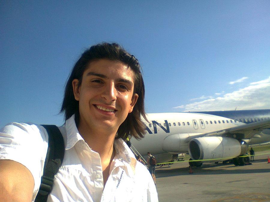 Matias, 31, Mendoza, Argentina