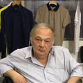 Abdurrahman Naci Hacıosmanoğlu, 59, Istanbul, Turkey